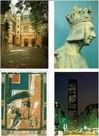 75 / PARIS / Lot De 1000 Cartes Modernes Neuves - Cartes Postales