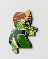 "Pin's Crocodile Amstrad ""grand Méchant Ordinateur"" - RO1 - Autres"