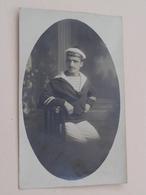 Marine Français > Aspirant Herbe.... ( Carte Photo ) Anno 19?? ( Voir Photo ) ! - Uniformes