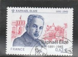 FRANCE 2013 RAPHAEL ELIZE YT 4724  OBLITERE - - France