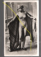 Carte Postale Beautés Arabes Antinéa La Charmeuse, Nue..C01 - Afrique