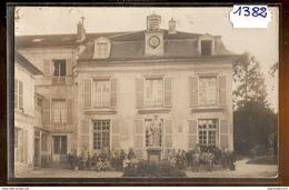 1382 CARTE PHOTO HOPITAL TEMPORAIRE ? A IDENTIFIER EDIT.GUILLEMINOT BOESPFLUG ET Cie PARIS NC TTB - Cartoline