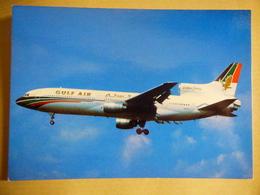 GULF AIR   TRISTARD   N81027 - 1946-....: Ere Moderne