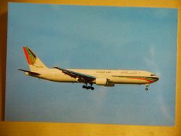 GULF AIR   B 767 300   A40 GJ   EDITION PI N° 684 - 1946-....: Ere Moderne