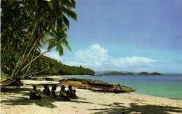 ASTROLABE  LAGOON  Rv Beau Timbre 20c FIJI - Fidji
