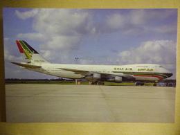 GULF AIR   B 747 200    OD AGI  COLLECTION VILAIN N° 271 - 1946-....: Ere Moderne