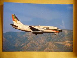 GULF AIR    B 737 200   A40 BC - 1946-....: Ere Moderne