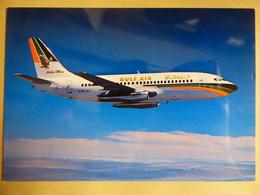 GULF AIR    B 737 200   A40 BC   EDITION PI N° 413 - 1946-....: Ere Moderne