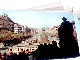 REPUBLICA CECA PRAHA PRAGA  PLACE VENCESLAS   TRAM  N1965 HB8449 - Repubblica Ceca