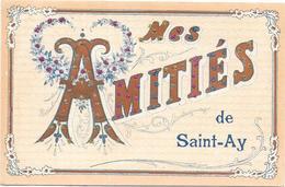 MES AMITIES DE SAINT AY - France