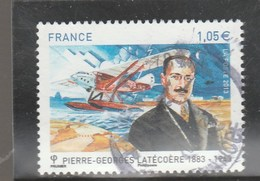 FRANCE 2013 PIERRE GEORGES LATECOERE  OBLITERE 4794 - France