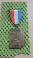 "Medaille / Medal - Medaille - 25 Jaar Jubileum V.S.V ""deTukkert  Almelo 1976"". - The Netherlands - Pays-Bas"