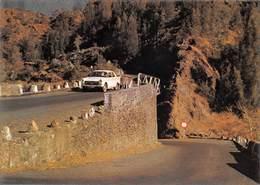 Ile De La Réunion - CILAOS - Boucle Serrée De La Route D'accès - Automobile - La Réunion