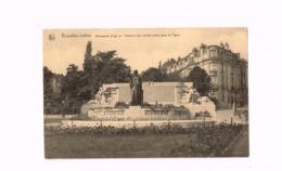 Monument érigé En L'honneur Des Ixellois Morts Pour La Patrie. - Ixelles - Elsene