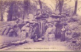 54 LUNEVILLE LA CASCADE DES BOSQUETS - Luneville