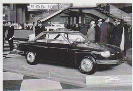 CARTE POSTALE VOITURE -PANHARD 24 CT DE 1963 -  10X15 CM - PKW