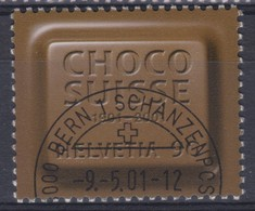 SUISSE 2001 : Timbre  Oblitéré - Gebraucht