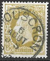 8S-356: N° 32: E9:  MOUSCRON - 1869-1883 Leopoldo II