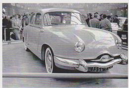 CARTE POSTALE VOITURE -PANHARD DYNA Z DE 1953 -  10X15 CM - Turismo