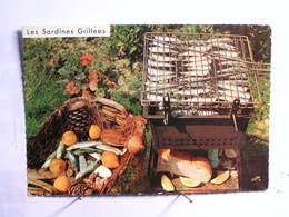 Recettes - Les Sardines Grillées - Recettes (cuisine)