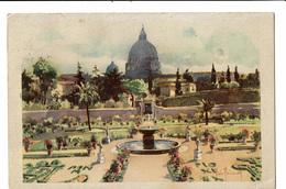 CPM - Carte Postale- Italie - Roma-Giardini Vaticani -1933-VM1219 - Parks & Gardens