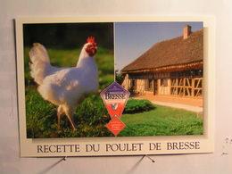 Recettes - Le Poulet De Bresse à La Crème - Recepten (kook)
