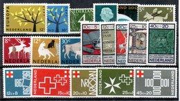 Pays Bas / Lot De Timbres / Etats Divers - Pays-Bas