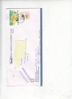 TAILANDIA  1992 - Yvert 1326-1445 - Fiori - Tailandia