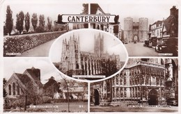 Canterbury, 5 Town Views (pk56727) - Canterbury