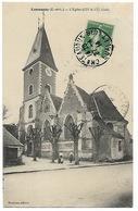 EURE ET LOIR  LANNERAY - L'église - Andere Gemeenten