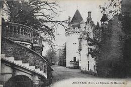 Artemare. Une Vue Peu Commune Du Chateau De Machuraz. - France