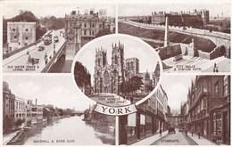 York, 5 City Views (pk56730) - York
