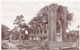 St Marys Abbey, York (pk56732) - York