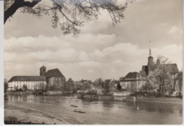 Wroclaw Canoeing Canoe Unused - Cartes Postales