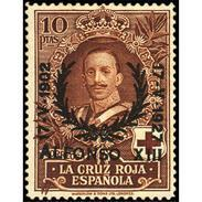 ES361STV-LFT*361TCFR.España. Spain   Espagne.JUBILEO DEL REY  ALFONSO Xlll.1927 (Ed 361*) MAGNIFICO - Familias Reales
