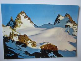 Silvretta. Gr. Litzner, 3109 M, Gr. Seehorn, 3121 M Und Kl. Seehorner, 3008 Und 3032 M, Vom Plattenjoch, 2728 M....... - Autriche
