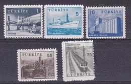Turquie,   Neuf**, 1959, Cote 8.7€ (W1903T010) - 1921-... République