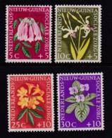 NETHERLANDNEW GUINEA, 1959, Unused Stamp(s), Social Welfare , NVPH 57-60, Scannr. 5423, - Netherlands New Guinea