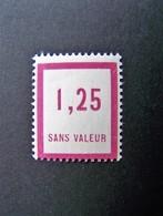 FICTIFS NEUF ** N°F 38 SANS CHARNIERE (FICTIF F38) - Finti