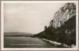 74 / CHAVOIRES - Port Sur Le Lac D'Annecy - Autres Communes