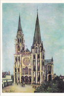 CATHEDRALE DE CHARTRES 1914 - MAURICE UTRILLO - Chartres