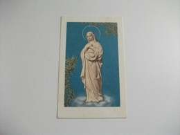 SANTINO HOLY CARD FRATINI DI SAN ANTONIO - Religion & Esotericism
