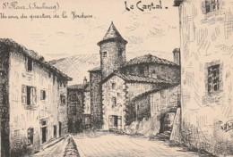 *** 15 ***  SAINT FLOUR  Un Coin Du Quartier De La Verdure - TTB Précurseur Neuf - Saint Flour