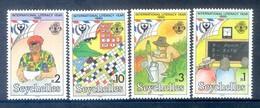 M162- Seychelles 1990 International Literacy Year. - Seychelles (1976-...)