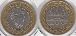 Bahrain 100 Fils 1992  Isa Bin Salman KM#20 - Used - Bahrain