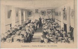 Liedekerke   -   Institut St-Gabriel  -   Le Réfectoire. - Liedekerke
