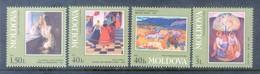 M165- Moldova 2002 Art Painting. - Moldova