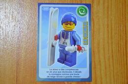 CARTE LEGO AUCHAN N°049 - Autres Collections