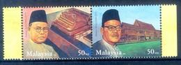 M167- Malaysia 2002. Academic Famous Scholar. - Malaysia (1964-...)