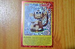 CARTE LEGO AUCHAN N°051 - Autres Collections